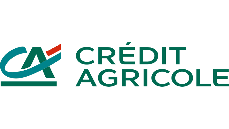Bank Credit Agricole logo